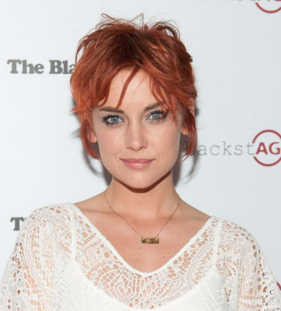 Jessica Stroup at Marquee Nightclub