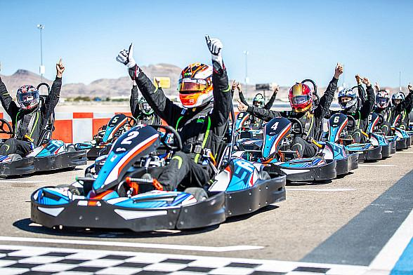 Vegas Superkarts, the City's Longest, Fastest Outdoor Go-Kart Racetrack, Officially Launches
