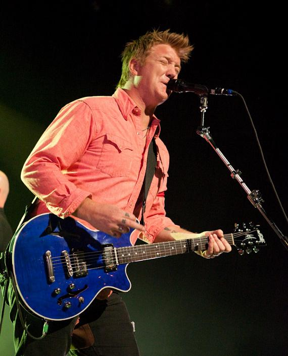 Them Crooked Vultures perform at The Joint