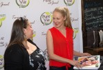 Jewel signs autographs for fans