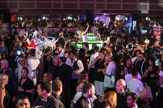 27th Annual Black & White Party 2013