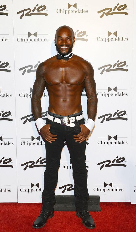 Tyson Beckford Returns to Chippendales Las Vegas as Celebrity Guest Host at Rio All-Suite Hotel & Casino