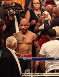 Cotto after the fight