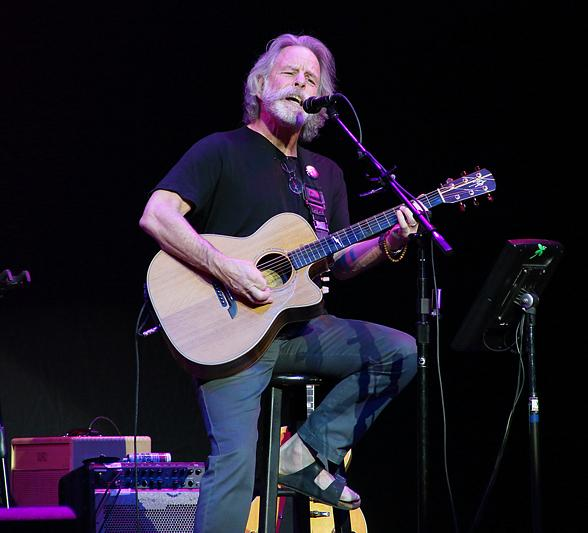Grateful Dead's Bob Weir Performs at The Pearl in Las Vegas