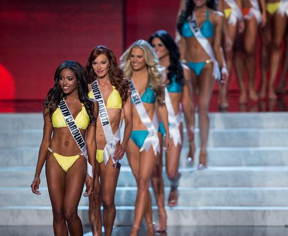 Miss USA 2013 swimsuit competition