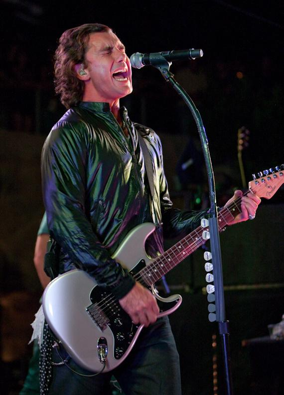 Gavin Rossdale Performs at Hard Rock Hotel