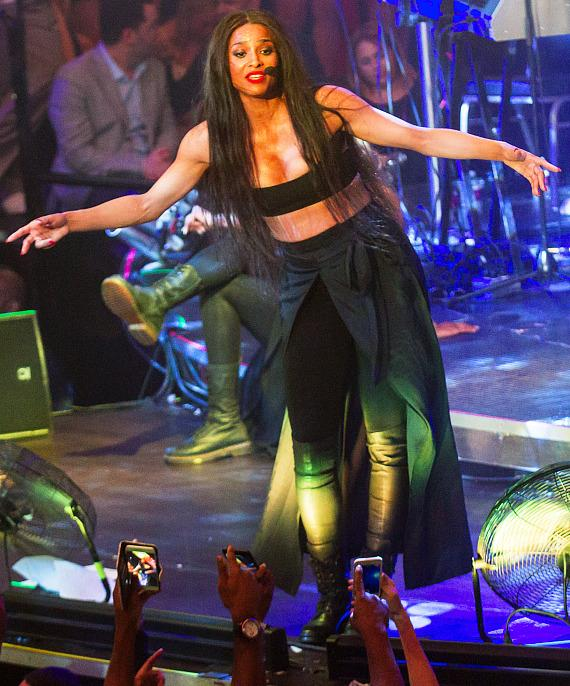 "Ciara celebrates ""Jackie"" album and tour with Live Concert at Drai's Nightclub at The Cromwell in Las Vegas"