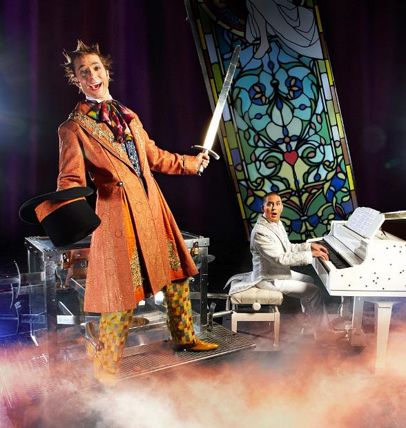 "Las Vegas' Own ""Master Illusionist & Piano Genius"" Jarrett & Raja Star in America's Got Talent Live at The Palazzo Beginning Feb. 25"