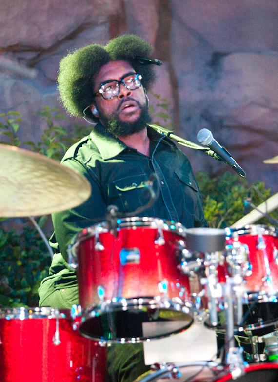 The Roots Perform at Friday Night Live at The Hard Rock Hotel