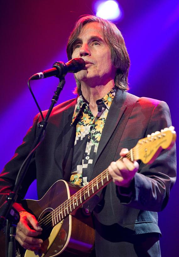 Jackson Browne performed at The Joint at Hard Rock Hotel