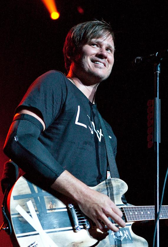 Blink-182 performs at The Joint