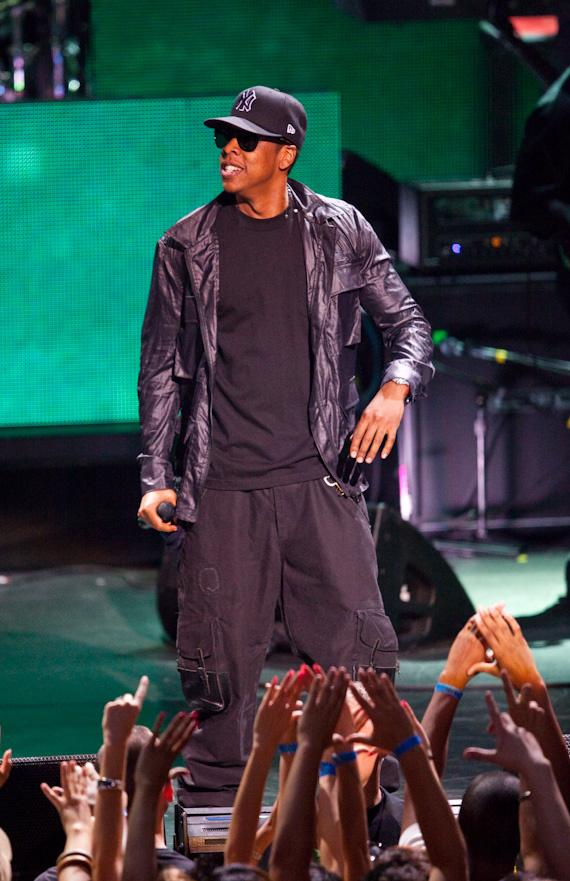 Jay Z at the Pearl Concert Theater at The Palms