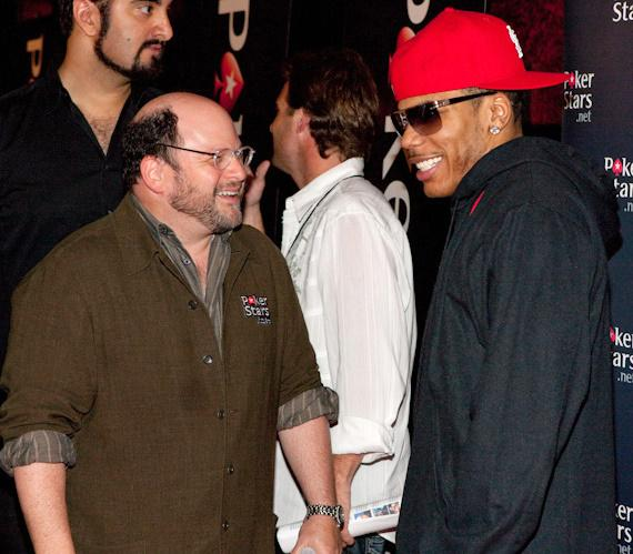 Jason Alexander and Nelly