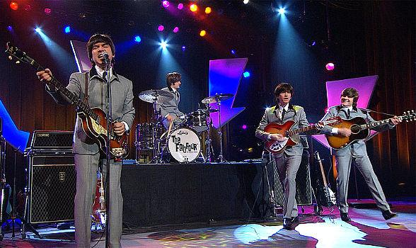 """""""The Fab Four - The Ultimate Tribute with Ed Sullivan"""" Returns to The Orleans Showroom June 10-11"""