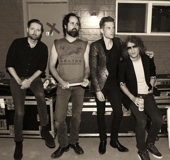 The Killers at The Bunkhouse