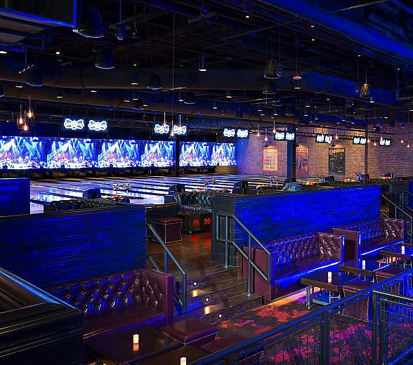 """Brooklyn Bowl and Vegas Golden Knights Foundation Present """"The Golden Bowl"""" Official Golden Knights Away Game Watch Party"""