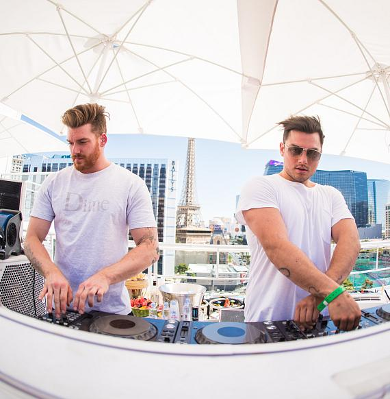 Adventure Club Opens for G-Eazy at Drai's Beachclub