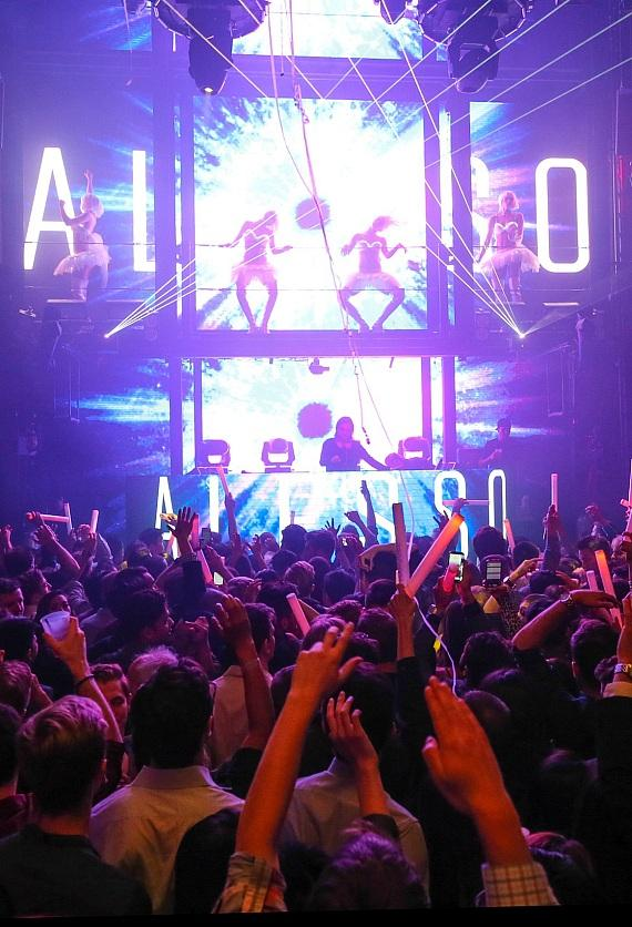 Alesso spins at Marquee
