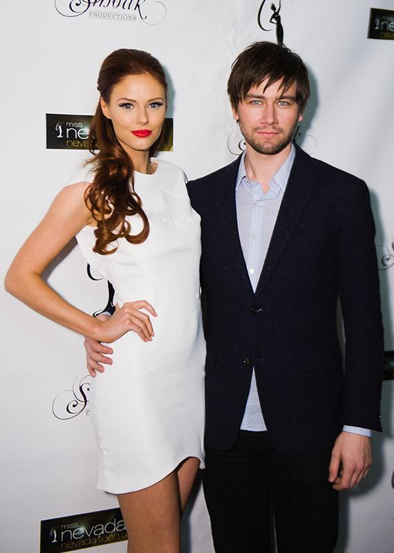 Alysa Campanella & Torrance Coomb (Reign TV Series on the CW)