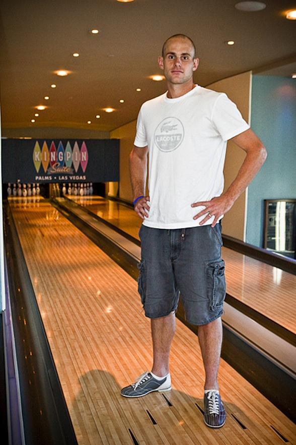 Andy Roddick and wife Brooklyn Decker Spend 4th of July in 'Kingspin Suite' at The Palms