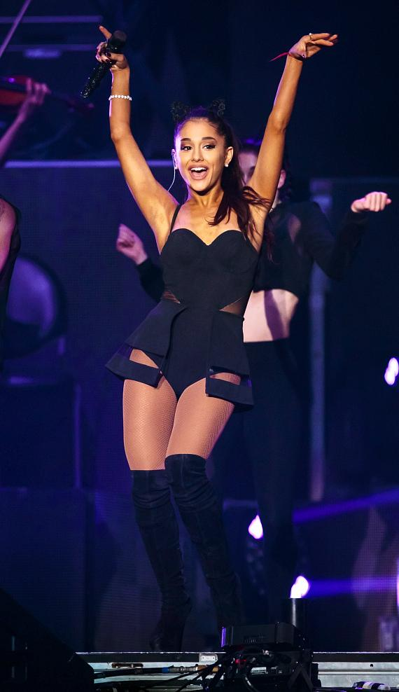 Ariana Grande, Mandalay Bay Events Center, Aug. 29, 2015 (3)-570