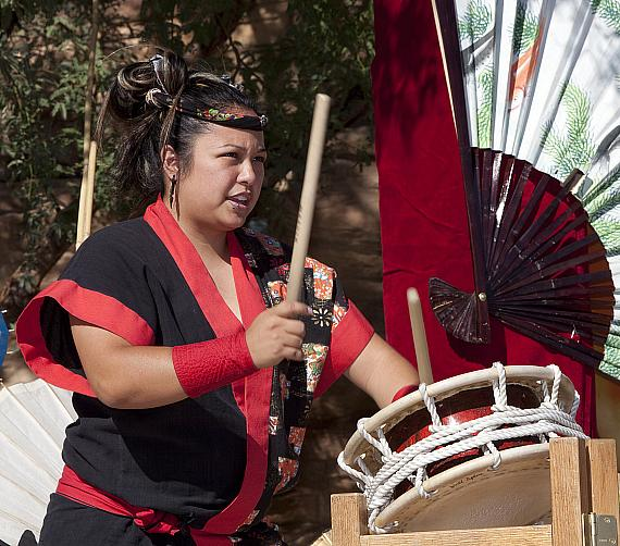 Taiko drummers, lion dancers and exceptional live music and dance performances scheduled throughout the day