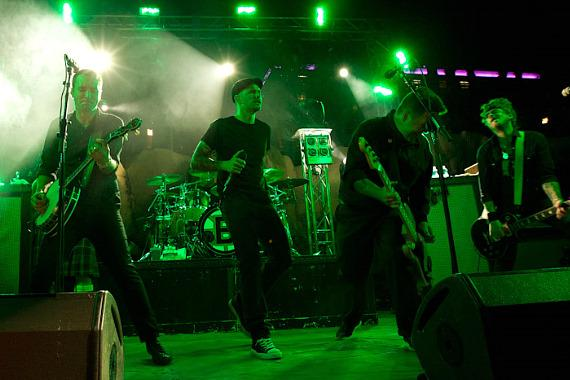 Dropkick Murphys perform at Hard Rock Beach Club