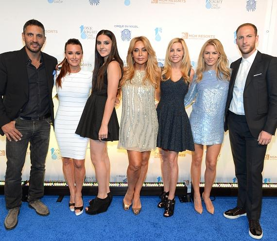 Eight Cirque du Soleil Productions Became ONE to Celebrate World Water Day at Second Annual One Night for ONE DROP in Las Vegas
