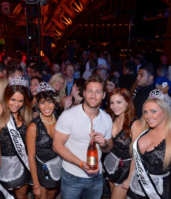 Juan Pablo Galavis Hosts Bachelorette Bash at Chateau Nightclub and Rooftop