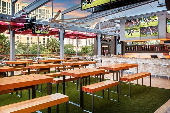 Beer Park at Paris Las Vegas to Wrangle in Specials and Viewing Parties for NFR