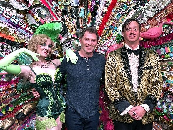 "Bobby Flay Attends ""ABSINTHE"" at Caesars Palace in Las Vegas"