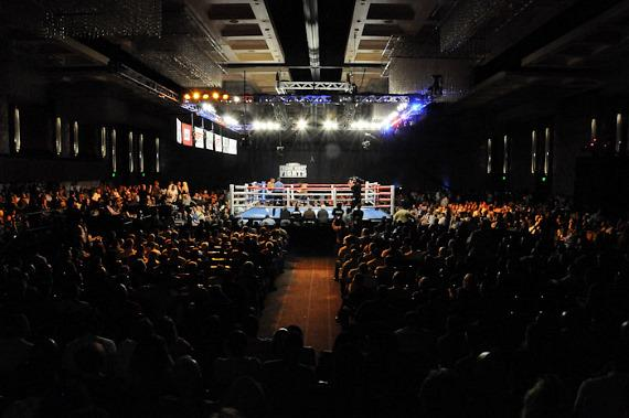 Friday Night Fights at The Cosmopolitan of Las Vegas