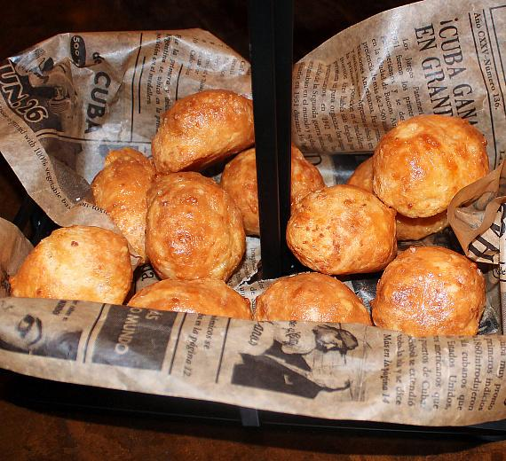 Brazilian Bread at 16– A Handcrafted Experience