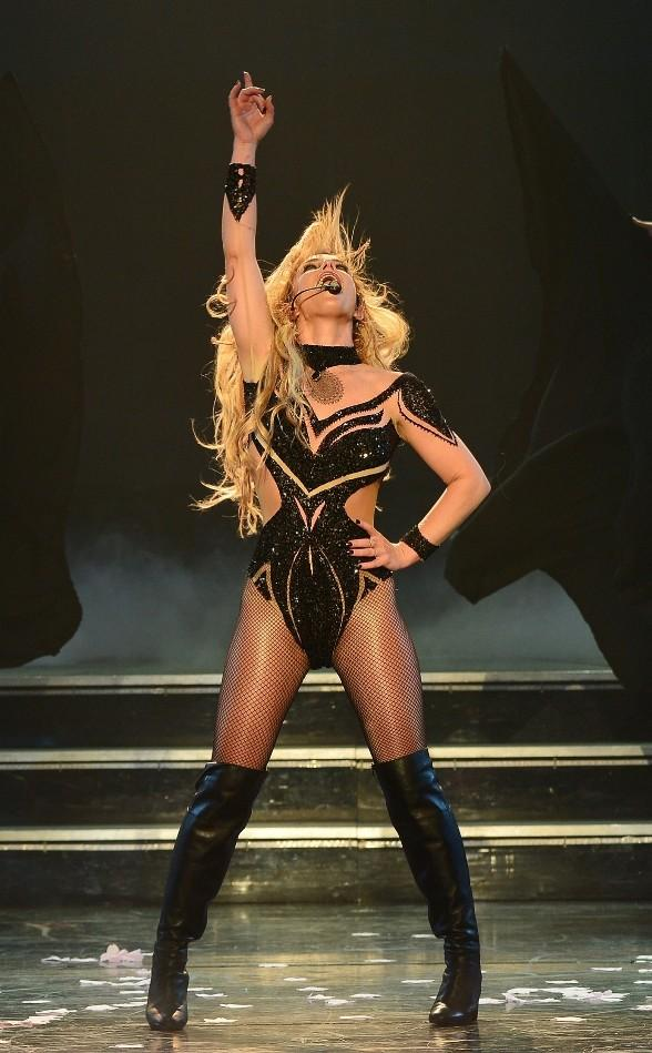 Britney Spears to Cycle for Nevada Childhood Cancer Foundation at Xcycle Las Vegas