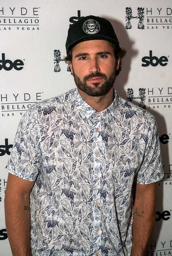 Brody Jenner celebrates Memorial Day Weekend at Hyde Bellagio in Las Vegas