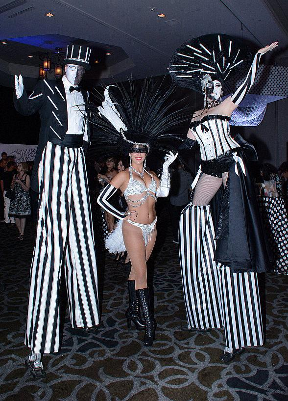 Save the Date: AFAN's 33rd Annual Black & White Party Returns to Hard Rock Hotel and Casino Las Vegas