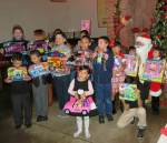 CISN Students with gifts