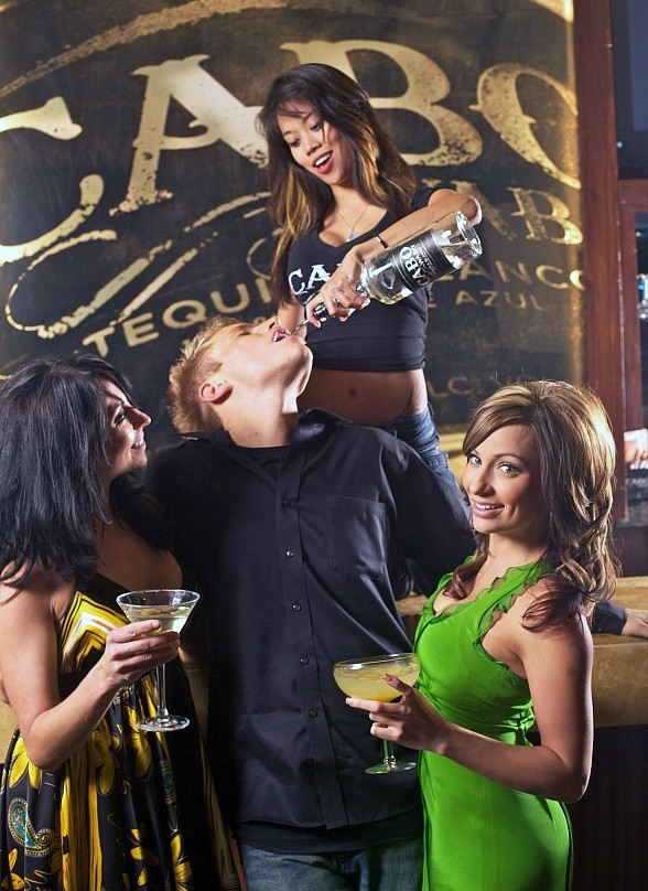 Cabo Wabo Cantina to Celebrate Four Rockin' Years