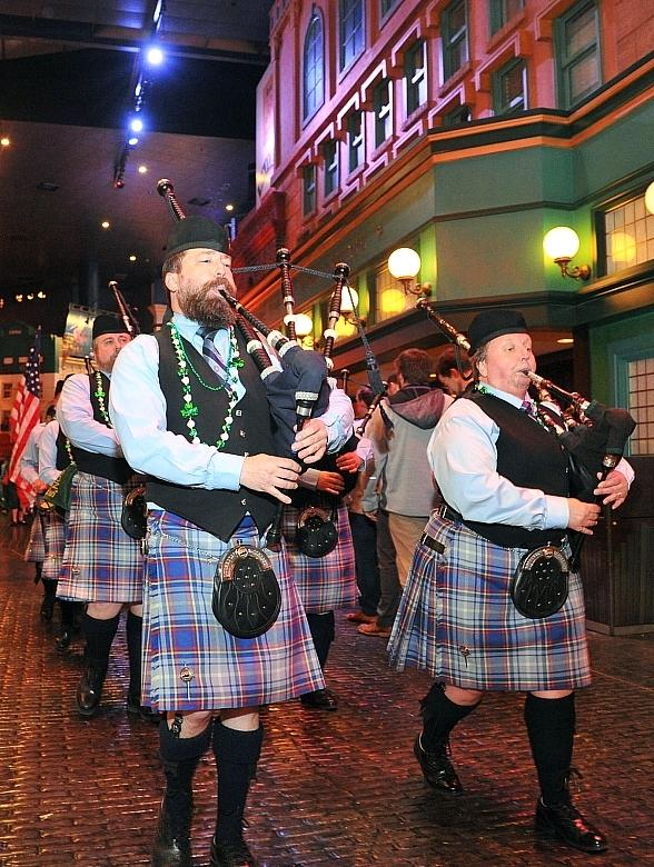 """Celebrate St. Patrick's Day All Weekend Long with the Return of """"Celtic Feis"""" at New York-New York Hotel & Casino, March 15-17"""