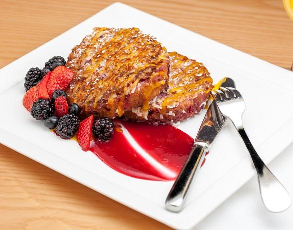 Caribbean French Toast