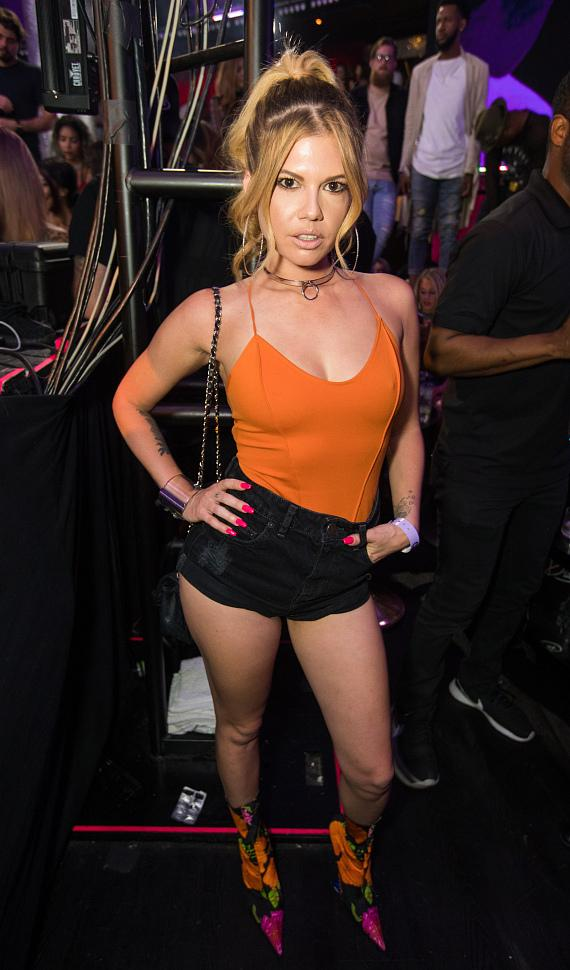 Chanel West Coast at Drai's Nightclub