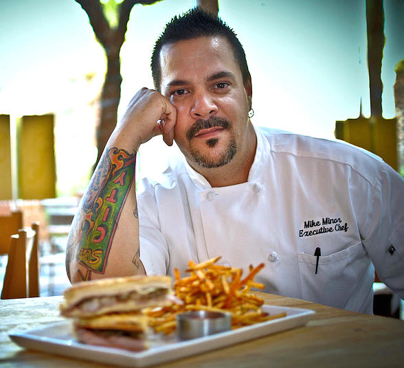 'On Air with Robert & CC' to Interview Executive Chef Mike Minor at Rockhouse Nov. 1