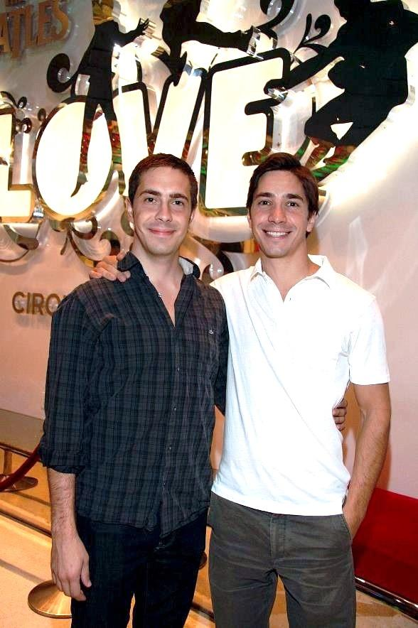 Christian Long and Justin Long