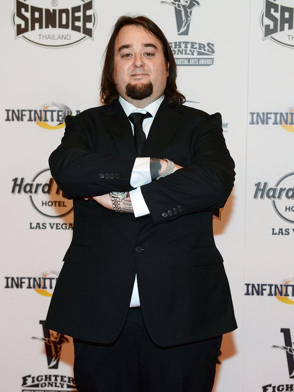 Chumlee of History's 'Pawn Stars' at Fighters Only World MMA Awards