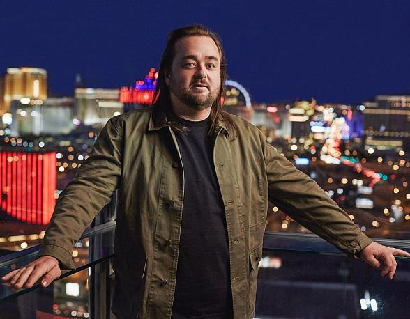 """Chumlee from """"Pawn Stars"""" Has Tricks and Treats for Children's Heart Foundation's Littlest Hearts at a Special Halloween Event"""