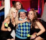 Chuy at PURE Nightclub with Cocktail Servers
