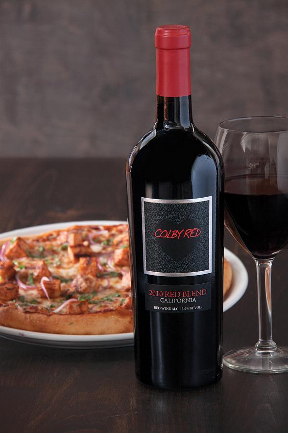 California Pizza Kitchen Debuts Colby Red Wine and Valentines Day Menu