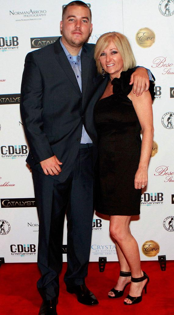 Colin & Patty Wilkinson at Eve Nightclub