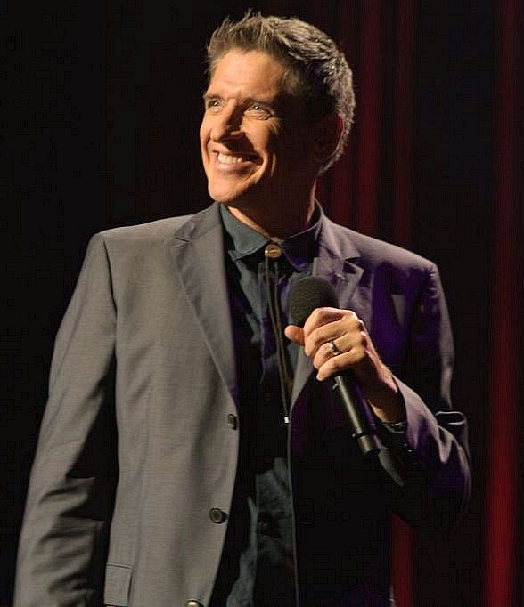 Craig Ferguson Brings His Stand-up Comedy Routine Back to The Sands Showroom This Fall
