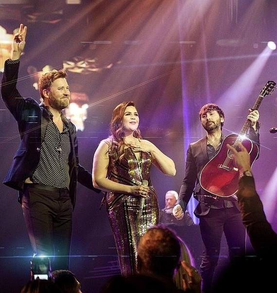 "Lady Antebellum Returns to Las Vegas for ""Our Kind of Vegas"" Residency Highlighting Songwriter Dave Barnes"